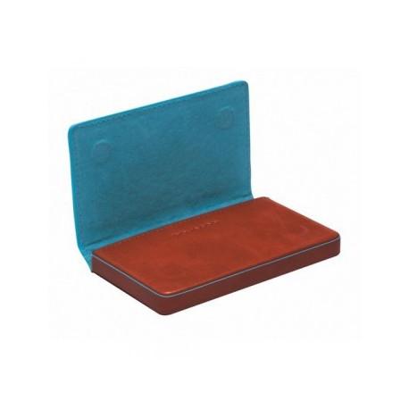 Визитница Piquadro Blue Square для своих визиток (10х6)