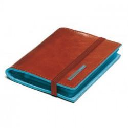 Кредитница Piquadro Blue Square для 20 кред. карт (9х10,5)