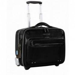 Дорожная сумка Piquadro Link с отделением для ноутбука с тележкой