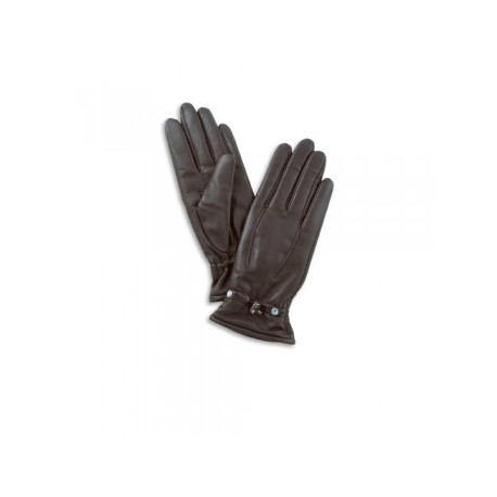 Перчатки Piquadro Guanti M жен. 2 полоски