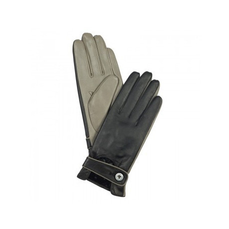 Перчатки Piquadro Guanti S жен. двухцветные
