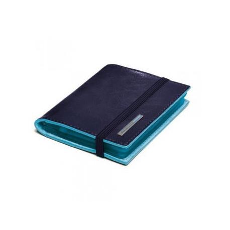 Кредитница Piquadro Blue Square для 20 кред. карт (8,8х10,5х1,2)