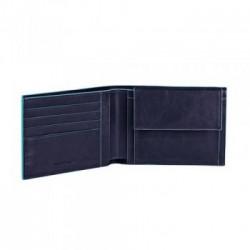 Портмоне Piquadro Blue Square PU257B2_BLU2