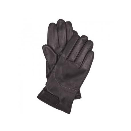 Перчатки Piquadro Guanti M муж. с регулир. запястьем