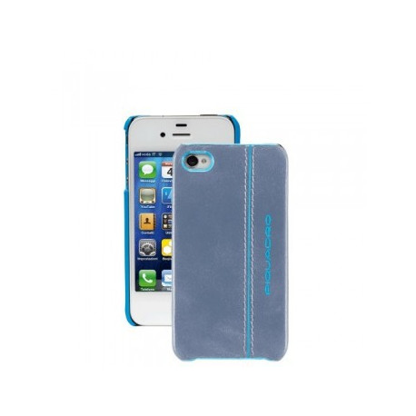 Чехол для iPhone 4 Piquadro Blue Square AC2712B2_AZ3