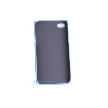 Чехол для iPhone 4 Piquadro Blue Square AC2712B2_BLU2