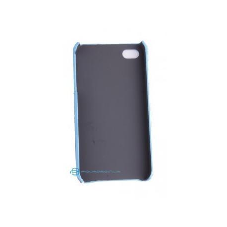 Чехол для iPhone 4 Piquadro Blue Square AC2712B2_N
