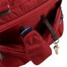 Дорожная сумка Piquadro Nimble на 2 отделения на 2 колесах (40x35,5x25,5)