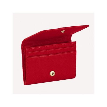 Визитница Piquadro Shimmer с отделением для кредитных карт (10x7,5x1,5)
