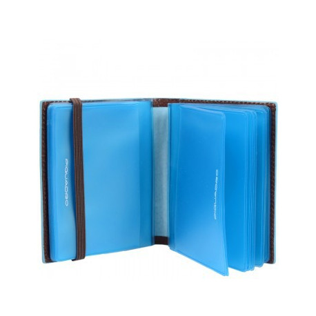 Кредитниця Piquadro Blue Square для 20 кред. карт