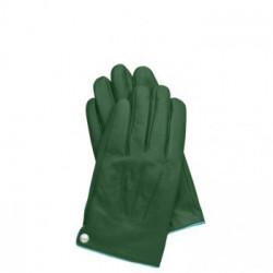 Перчатки Piquadro GUANTI 6/G.Grey M Кож. муж. на кнопке