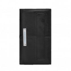 Ежедневник Piquadro JAZZ/Black карманный (17x9,5x2) (AR1149)