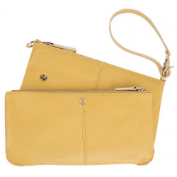 Сумка-клатч женская для iPad mini Piquadro Caterina Yellow BD3125W49_G