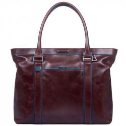 Сумка женская Piquadro Blue Square Cognac BD3145B2_MO