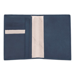 Обложка для паспорта Piquadro Vibe Blue/Grey PP1660VI_BGR
