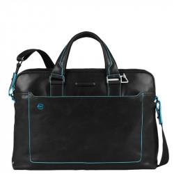 Портфель Piquadro BL SQUARE/Black двуручный с отдел. для ноутбука CA3335B2_N
