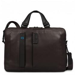 Портфель Piquadro дворучн. с отдел. для ноутбука/iPad/iPad Air/iPad mini PULSE/Brown CA1903P15_M