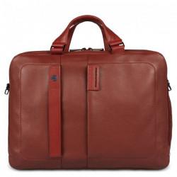Портфель Piquadro двуручн. с отдел. для ноутбука 15,6/iPad Air/Air2 PULSE/Red CA3347P15_R