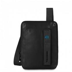 Сумка Piquadro с отдел. для iPad mini/mini3 на ремне PULSE/Black CA3084P15_N
