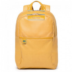 Рюкзак Piquadro с чехлом для ноутбука/iPad/iPad Air AKI/Yellow CA3214AK_G