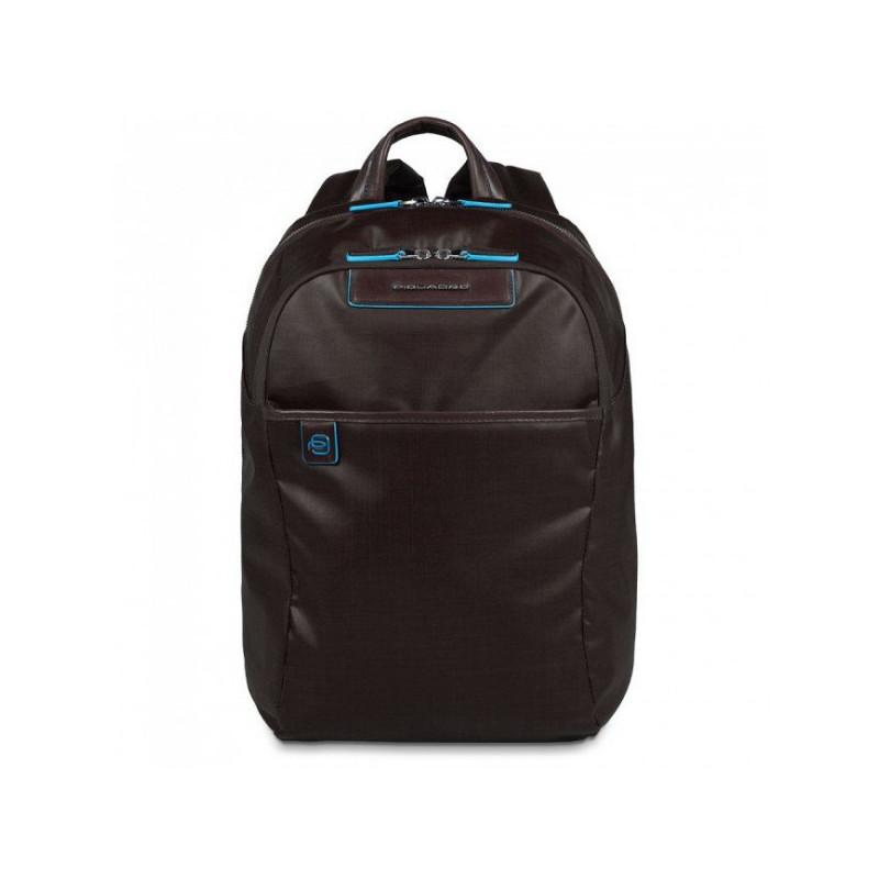 3259736bc67d Рюкзак Piquadro с чехлом для ноутбука/iPad/iPad Air AKI/Cognac CA3214AK_MO