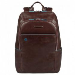 Рюкзак Piquadro с чехлом для ноутбука/iPad/iPad Mini BL SQUARE/Cognac CA3214B2_MO