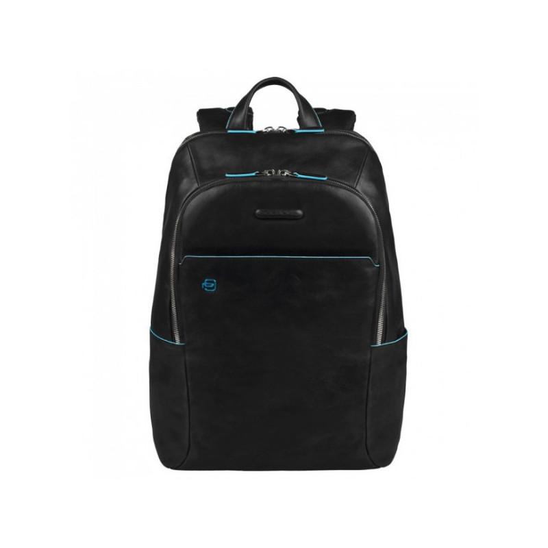 a243097fe05d Рюкзак Piquadro с чехлом для ноутбука/iPad/iPad Mini BL SQUARE/Black  CA3214B2_N