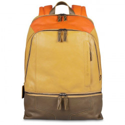 Рюкзак Piquadro с отдел. д/ноутбука/iPad/iPad Air WASSILY/Yellow-Orange CA3297WA_GAR