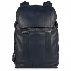 Рюкзак Piquadro с отдел. д/ноутбука/iPad/iPad Air и чехлом от дождя WASSILY/Bk.Blue CA3343WA_BLU