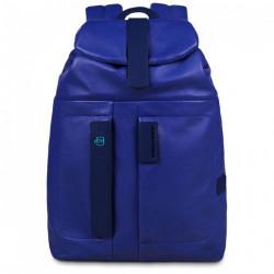 Рюкзак Piquadro с отдел. для ноутбука 13/iPad mini PULSE/Blue CA3350P15_BLU