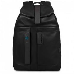 Рюкзак Piquadro с отдел. для ноутбука 13/iPad mini PULSE/Black CA3350P15_N
