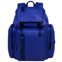 Рюкзак Piquadro с отдел. для ноутбука 13/iPad/iPad Air/iPad mini PULSE/Blue CA3351P15_BLU
