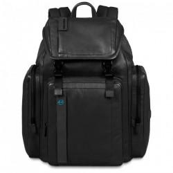 Рюкзак Piquadro с отдел. для ноутбука 13/iPad/iPad Air/iPad mini PULSE/Black CA3351P15_N