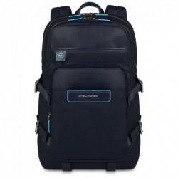 Рюкзак Piquadro с чехлом для ноутбука 13/iPad Air/Air2 AKI/Bk.Blue CA3365AK_BLU