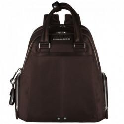 Рюкзак Piquadro двуручн. с отдел. для ноутбука/iPad Air/Air2/iPad mini/mini2/mini3 LINK/D.Brown CA3445LK_TM