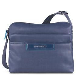 Женская сумка PIQUADRO синий AKI/N.Blue BD3292AK_BLU2