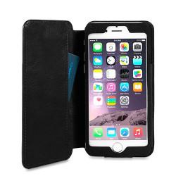 Чехол для iPhone PIQUADRO черный VIBE/Black AC3407VI_N
