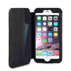 Чехол для iPhone PIQUADRO черный VIBE/Black AC3456VI_N