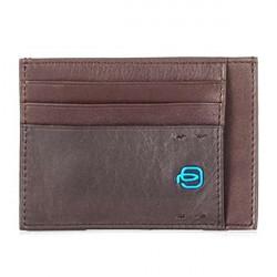 Кредитница PIQUADRO коричневый PULSE/Brown PP2762P15_M