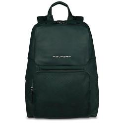Рюкзак PIQUADRO зелёный LASZLO/Green CA3188W64_VE