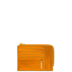 Кредитница PIQUADRO желтый BL SQUARE/Yellow PU1243B2_G