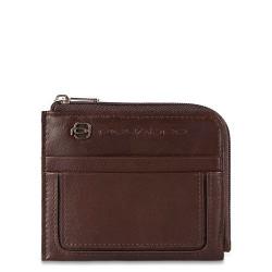 Кредитница PIQUADRO коричневый VIBE/D.Brown PU3410VI_TM