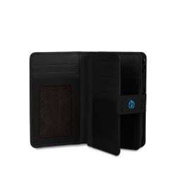 Портмоне PIQUADRO черный PULSE/Black PD1353P15_N