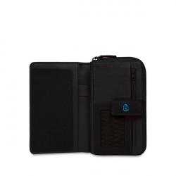 Портмоне PIQUADRO черный PULSE/Black PD1354P15_N