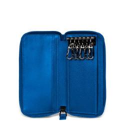 Ключница PIQUADRO синий PULSE/Blue PC3432P15_BLU