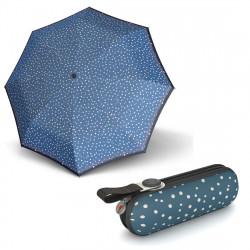 Зонт складной Knirps X1 Flakes Blue Kn898114992
