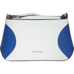 Женская сумка Cromia MOLLY/Bianco/Oceano Cm1403200_BOC