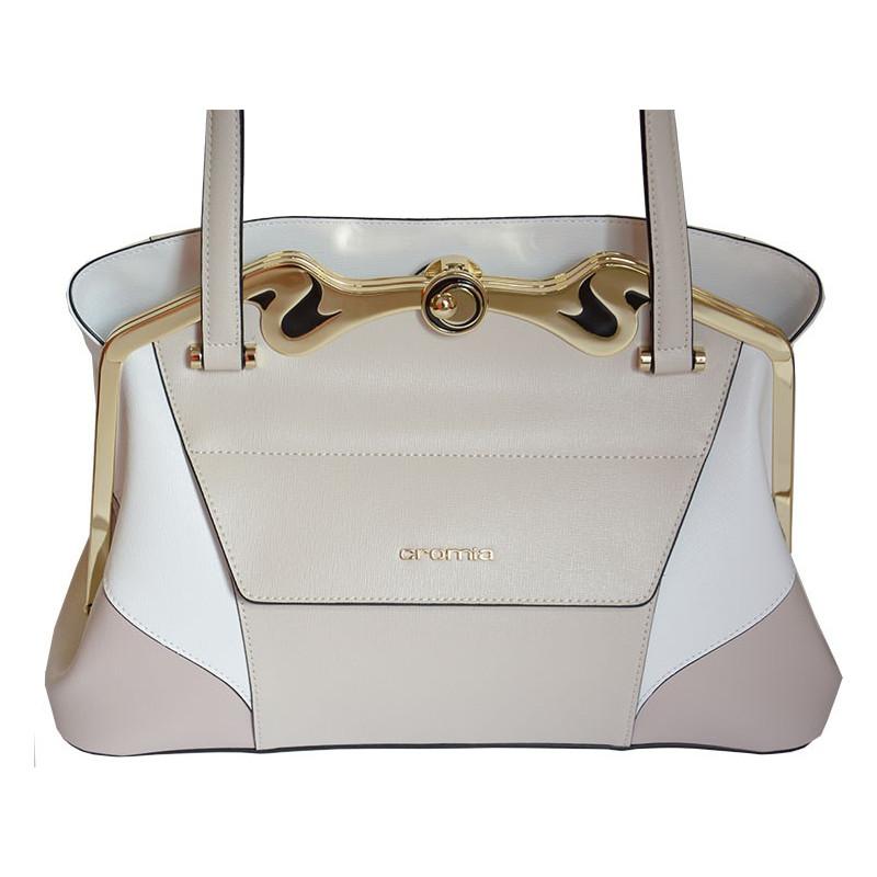 5abd9fef47fd Женская сумка Cromia STELLA/Avorio Cm1403208_AV