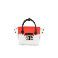 Женская сумка Cromia IT-SAFFIANO/Bianco/Vermigli Cm1403242_BIV