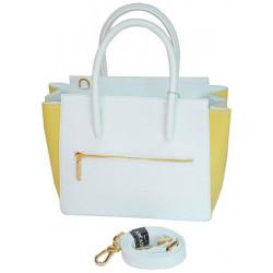 Женская сумка Arcadia SANDY/White Ab8648_BI